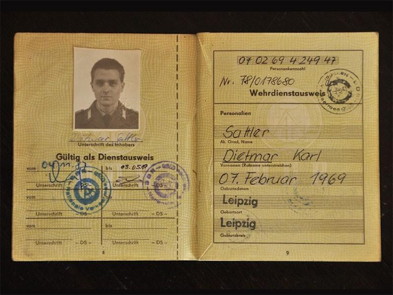 Soldat Sattler soll für 18 Monate zum Panzerregiment