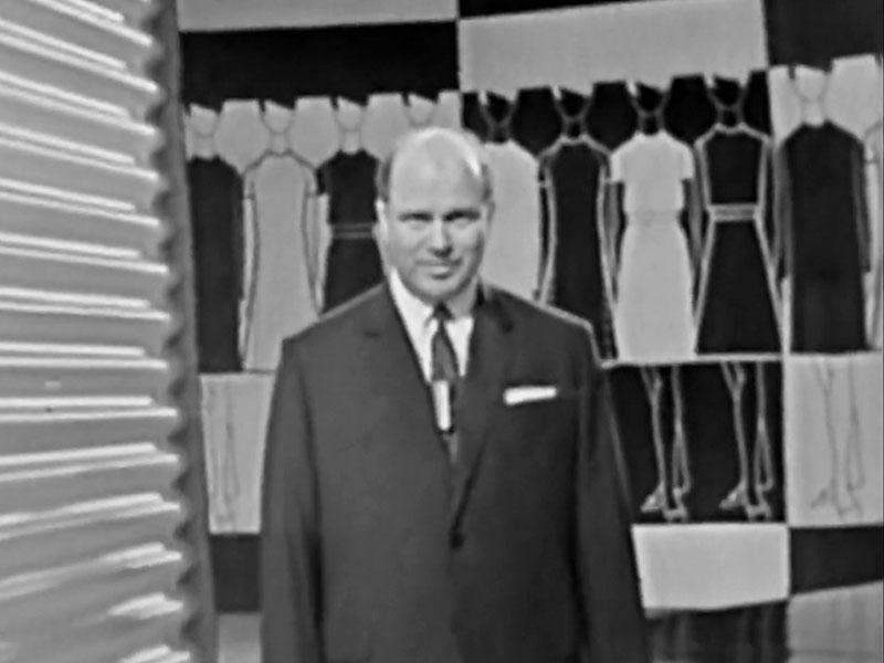 Heinz Bormann, der legendäre Modestar im Osten