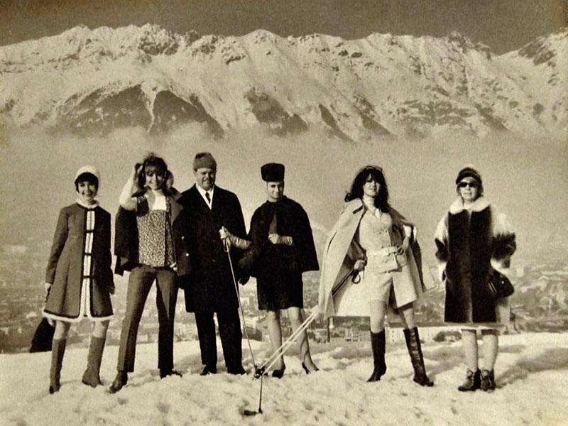Bormanns Mode feiert auch international große Erfolge