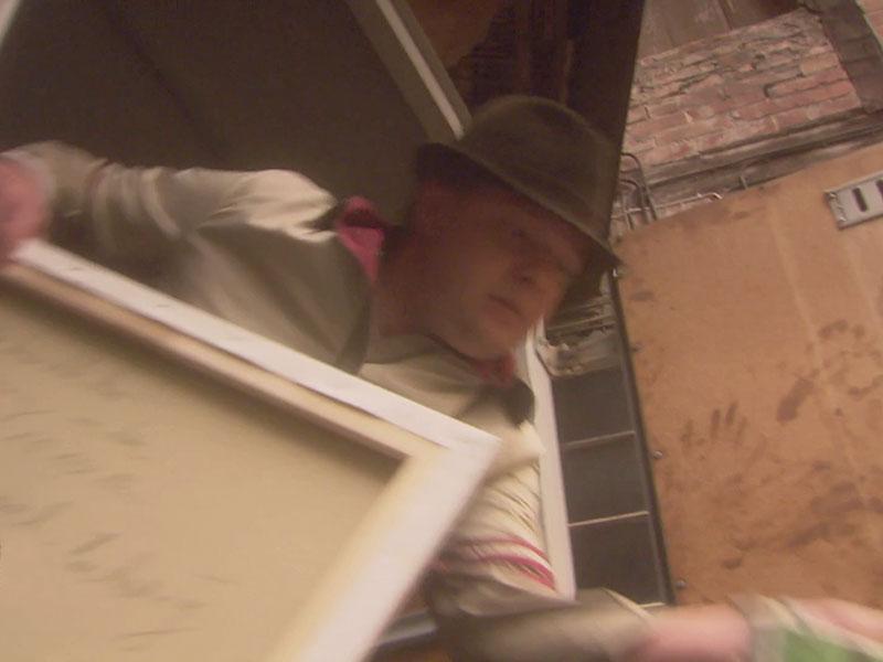 die Stasi beschlagnahmt viele Werke aus der Sammlung