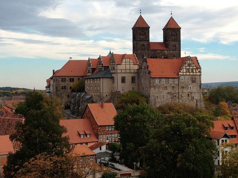 der Schatz der Stiftskirche Quedlinburg: einer der wertvollsten mittelalterlichen Kostbarkeiten Europas