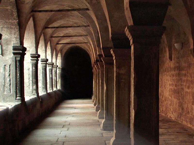 der Kreuzgang im Zisterzienser Kloster Pforta – ein bauhistorisches Kleinod