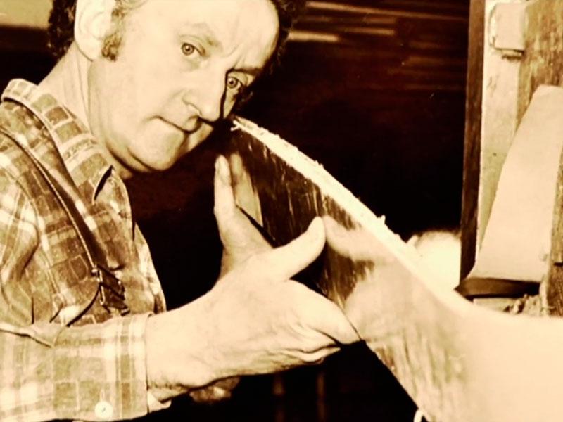 Karl Gablenz, Tüftler und Erfinder der Kunststofflaufsohle – dank eines Plastikeimers