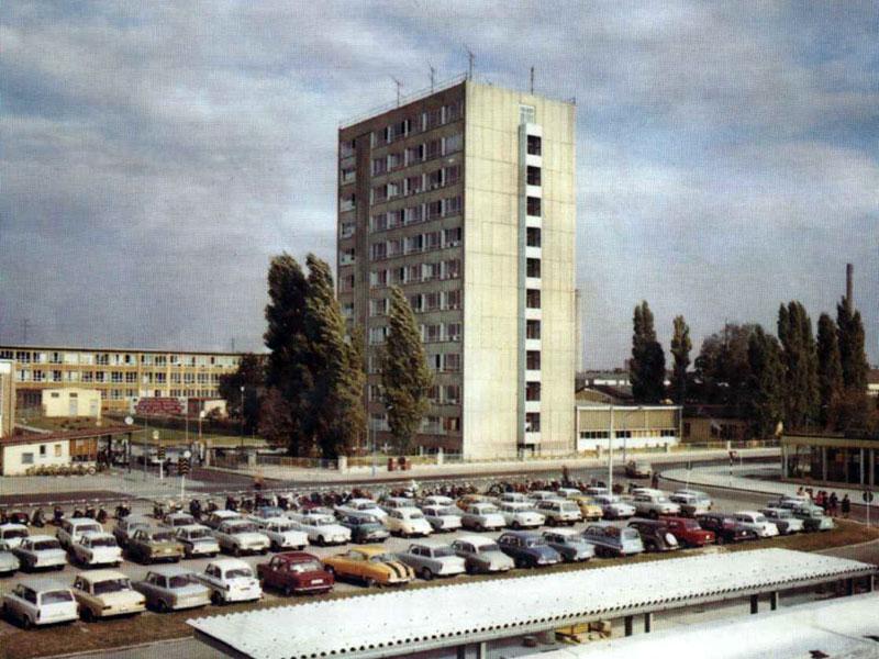 Das RFT-Werk in Staßfurt - wo DDR-Fernsehgeschichte geschrieben wurde